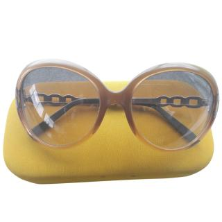 Marni Oversized sun-glasses