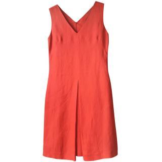 Gerard Darel Red Dress