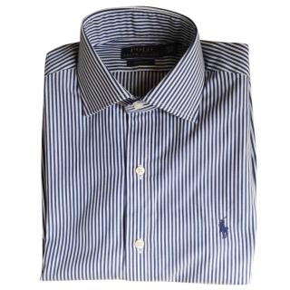 Ralph Lauren me's new striped shirt