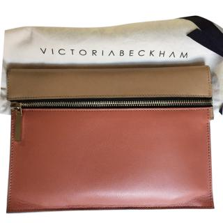Victoria Beckham Small Zip Pouch Bag