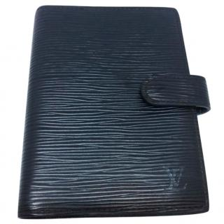 Louis Vuitton epi diary cover