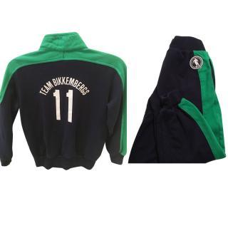 Bikkembergs Sweatshirt and Jogger Set