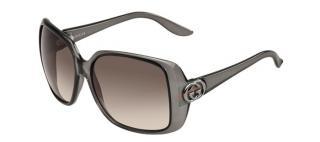 Gucci grey sunglasses