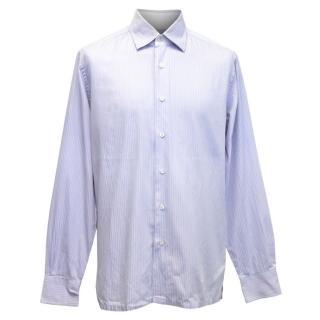 Christian Lacroix Striped Button Down Shirt