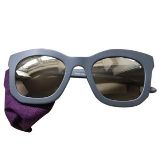 Stella McCartney Grey Sunglasses