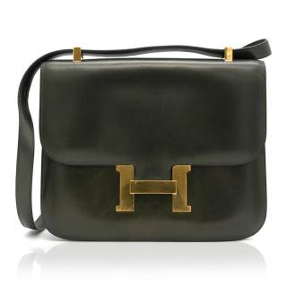 Hermes Constance 25 Box Leather