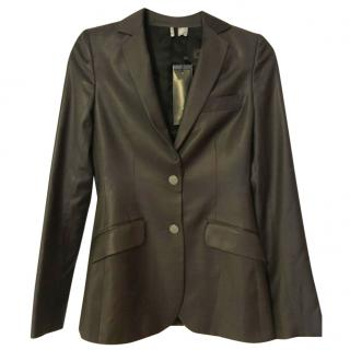Karl Lagerfeld Dark Grey Blazer