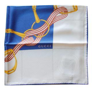 Gucci Large Silk Scarf