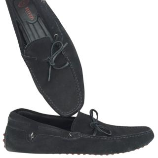 Tod's Ferrari  driving loafers