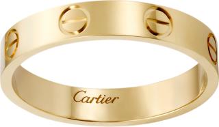 Cartier Love Wedding Band