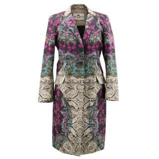 Etro Cotton Coat