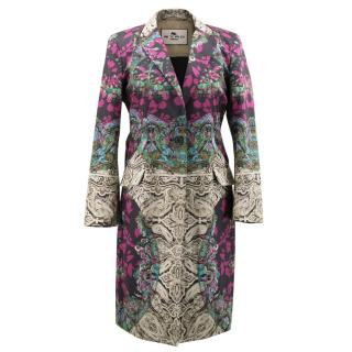 Etro Cotton Coat