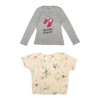 Bellerose Girls T-Shirt Set