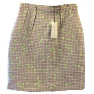Jonathan Saunders High Waist Skirt