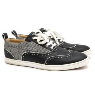 Christian Louboutin Brogue Style Trainers