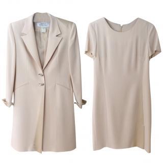 Tomasz Starzewski Dress and dress-coat (mother of bride outfit)