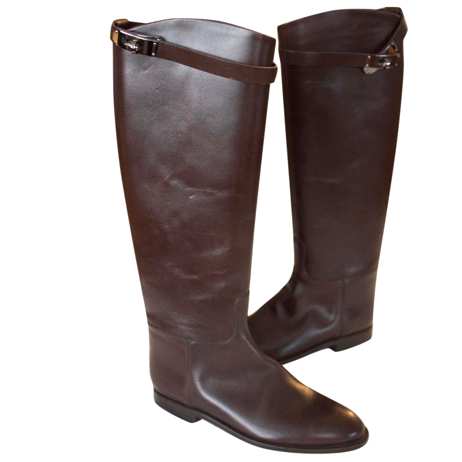 Hermes Jumping Boots