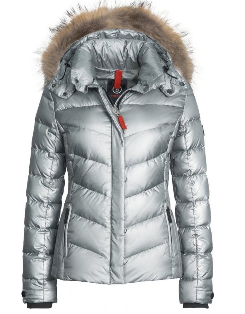 3668dcc947b Bogner Silver Ski Jacket | HEWI London