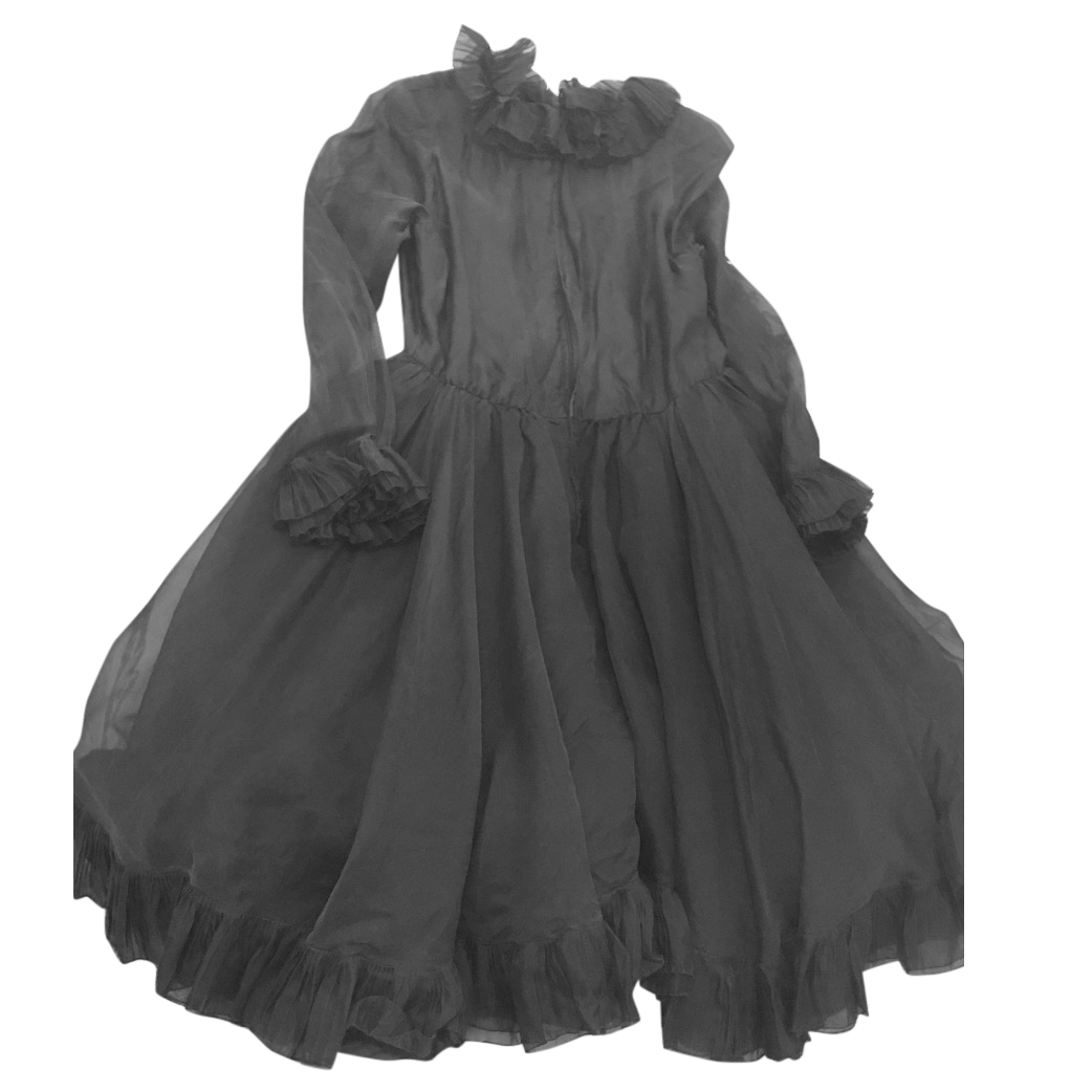 Hardy Amies 50's Couture Dress