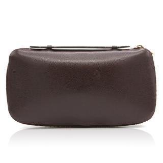 Louis Vuitton Leather Travel Wallet