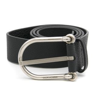 Dior Homme Leather Belt