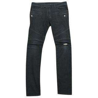 Balmian Biker Jeans