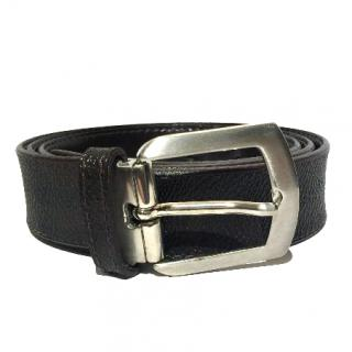 Burberry Leather Belt