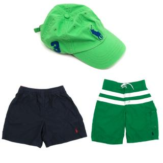 Polo Ralph Lauren Boys Set