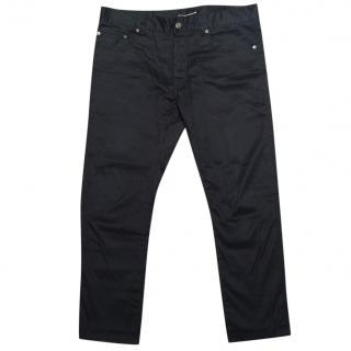 Saint Laurent Black Trousers