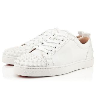 Christian Louboutin Louis Junior Spkies Calf