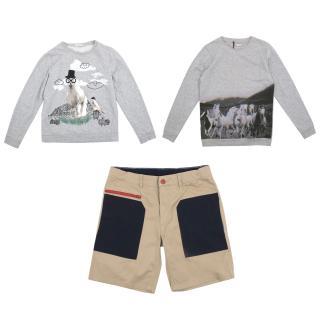 Stella McCartney Sweatshirt & Trousers Set
