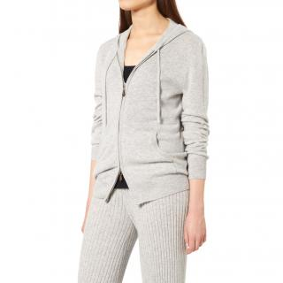 N Peal hooded cashmere sweater