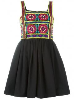 House of Holland Embellished sun dress