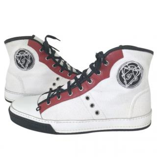 Gucci converse style sneakers limited edition