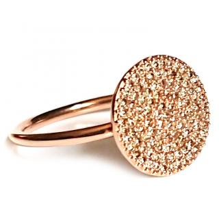 Astley clarke ring 14ct gold and diamonds chloe kardashian
