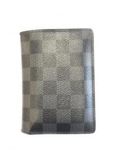 Louis Vuitton James Men's Wallet -  Damier Graphite