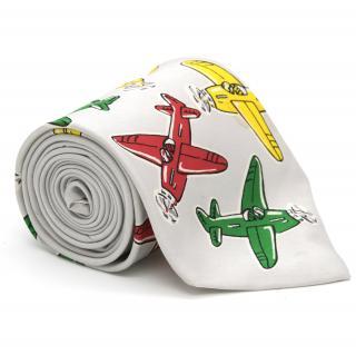 Chuck Hettinger Collectible Silk Tie
