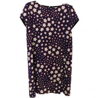 Saint Laurent star dress