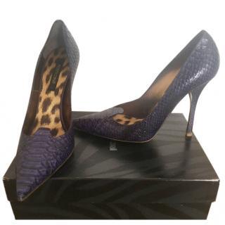 Roberto Cavalli Violet Kris 110 Scarpa Ladies Shoes
