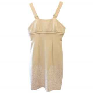 Jonathan Saunders Cream Dress