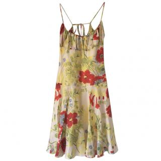 Tara Jarmon Floral Print Dress