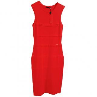 Carolina Herrera Red Dress