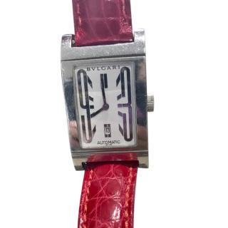 Bvlgari Rettangolo Unisex Watch