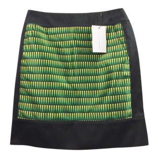 Jonathan Saunders Silk Beaumont Skirt
