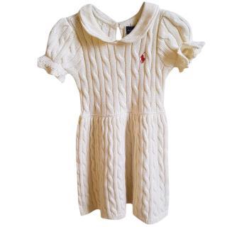 RALPH LAUREN BABY GIRL DRESS 18 24 MONTHS RRP �215