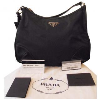 Prada Tessuto Light Handbag
