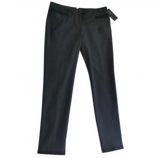 Piazza Sempione Black Trousers