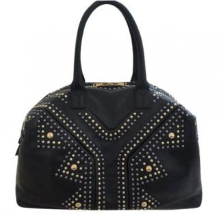 Yves Saint Laurent Easy Rock Studded Y Bag