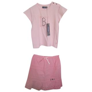Marese & Jean Bourget outfit