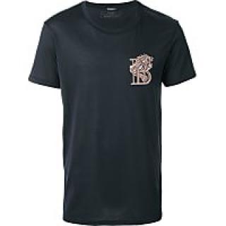 Balmain Black Lion T-Shirt men